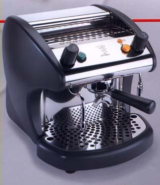 semi pro espresso machine